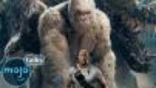 Is Rampage (2018) as Violent As The Video Game? Spoiler Free Review! Mojo @ The Movies - Video