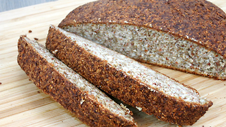 How to make low carb chia bread