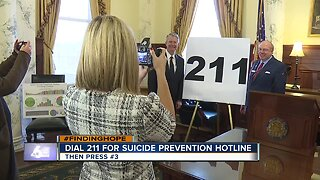 Idaho Suicide Prevention Hotline partners with 211