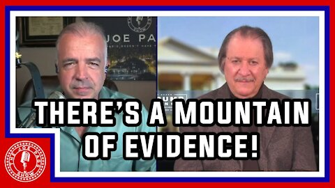 The Evidence is HUGE | Joe diGenova
