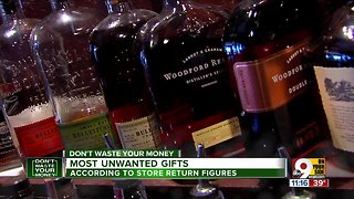 Here are the most unwanted and most returned gifts