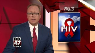 Free HIV testing day event on Oct. 15