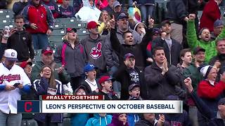 Leon's perspective on October baseball - Video