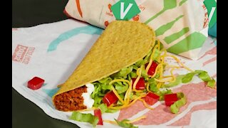 Taco Bell testing plant-based protein taco
