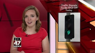 East Lansing to turn off three traffic signals Tuesday