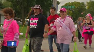 Making Strides Against Breast Cancer set for Saturday