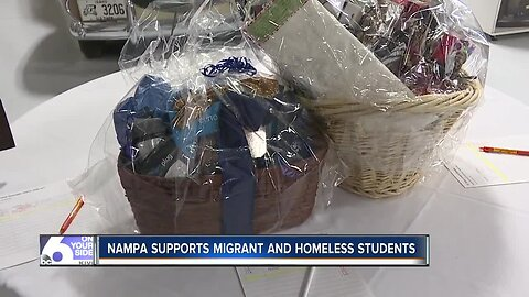 Nampa shows support for migrant and homeless students in 'Wine, Dine, Be Kind!' event