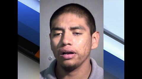 PD: Man with hatchet threatens people, damages cars in Mesa - ABC15 Crime