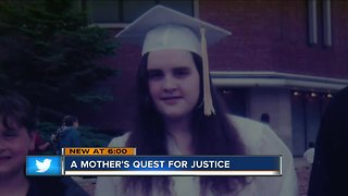 Mother looking for justice for daughter slain 9 years ago