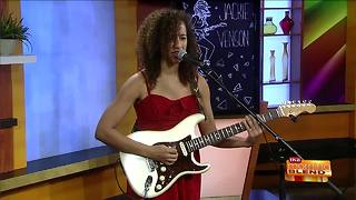 """Jackie Venson Performs """"Rollin' and Tumblin'"""""""