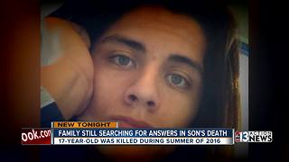 Mother seeks justice for murdered teen - Video
