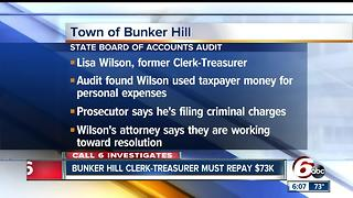 CALL 6: Ex-clerk treasurer must repay $73K, audit says - Video