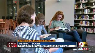 Seven Wyoming students earn perfect scores on the ACT