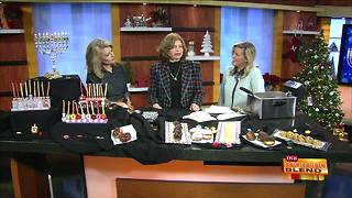 A Hanukkah Cooking Demonstration - Video