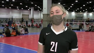 Conventions are back in Colorado: Center hosts volleyball tournament