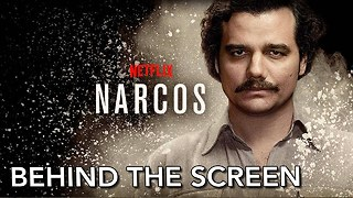 The Real Story Of Narcos | Behind The Screen - Video
