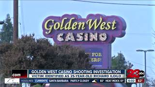 Security guard killed in casino shooting - Video