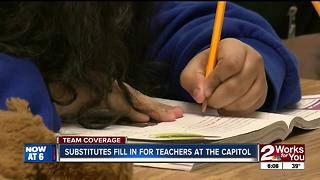 TPS supports teachers in fight for pay raise - Video