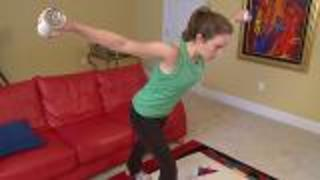 Workout Tips for Stay At Home Parents - Video