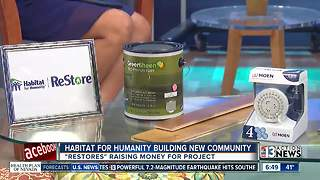 "Habitat for Humanity ""Restore"" helping build new housing"