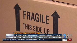The moving regulations every consumer needs to know - Video