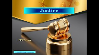 Video Bible Study: True Justice or Perverted Justice