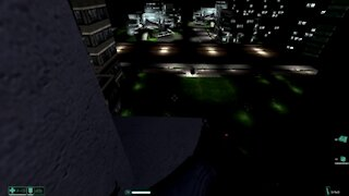 Chatzu Plays F.E.A.R. Episode 6 - Don't Look Down
