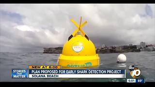 Early warning for sharks - Video