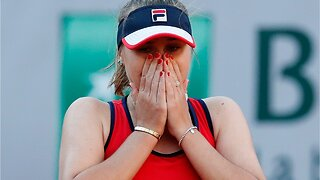 Serena Williams loses to Sofia Kenin