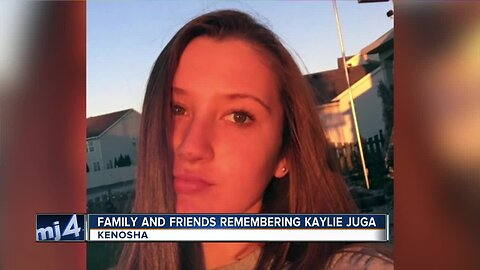Family, friends remembering Kaylie Juga