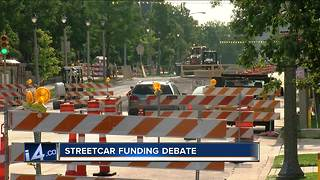 Milwaukee Alderman calls on Mayor Barrett to allocate streetcar funds to public safety - Video