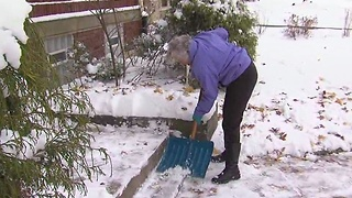 Shoveling snow can be dangerous, even deadly