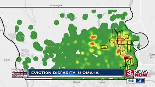 Local study finds eviction disparity in Omaha