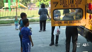 KCPS delivers daily meals to families across the metro