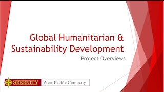 PROJECT SUMMARIES SERENITY WEST PACIFIC COMPANY 20201124