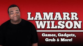 "Lamarr Wilson talks about ""Gyro"""