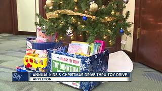 B.A.B.E.S., Inc. hosts Kids and Christmas Toy Drive - Video