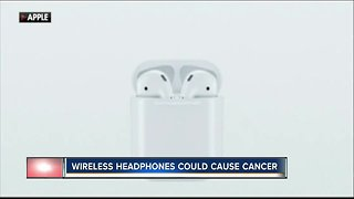 Could your wireless headphones cause