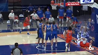 Boise State Men's Basketball Hosting Fresno State