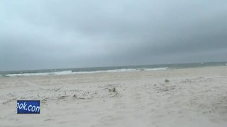 Bad weather hurts search for Reedsville teen missing off Alabama beach - Video