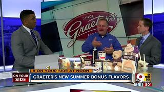 Graeter's Joins 9 On Your Side at Noon To Talk Summer F - Video