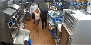 Video: McDonald's manager attacked by customer