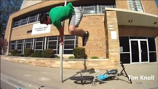 Jaw-dropping BMX bike tricks, you have to see this! - Video