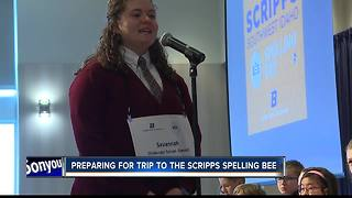 Idaho Spelling Bee winner set to compete in D.C.