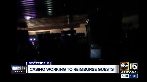 Talking Stick to reopen next weekend after storm