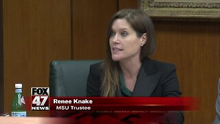 First meeting for new MSU Trustee