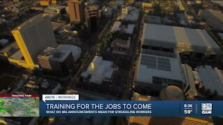 Training for jobs to come