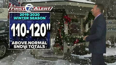 Winter Weather Outlook 2019: Andy and Aaron's predictions for the season ahead