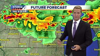 Rain Possible Late Thursday