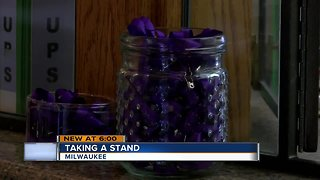 City of Milwaukee brings awareness to Domestic Violence Awareness Month